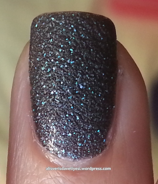 Rimmel Space Dust Total Eclipse